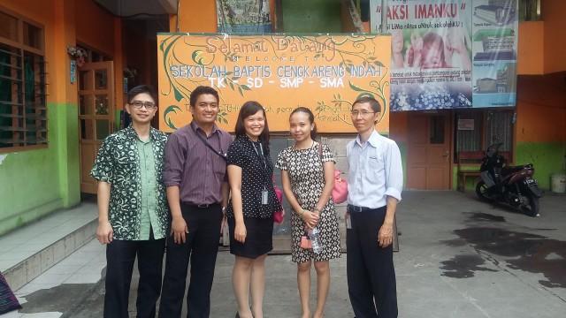 PKM-Sekolah Baptis Cengkareng