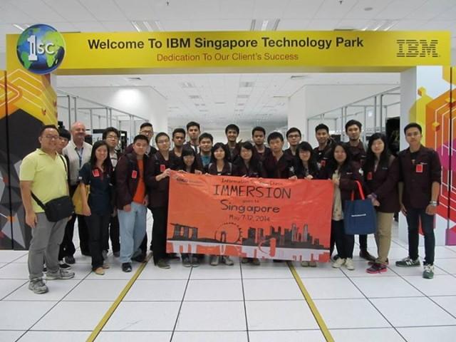 Immersion IBM