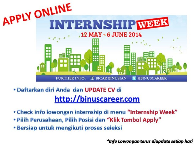 Internship Week
