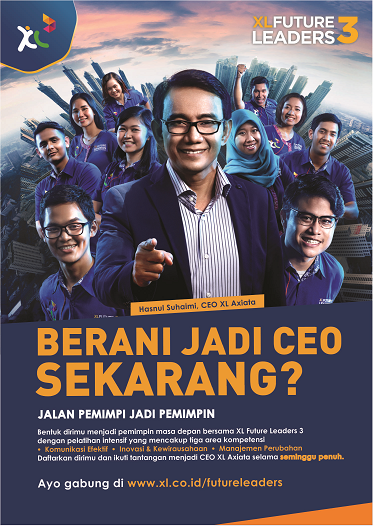 Poster CEO Challenge