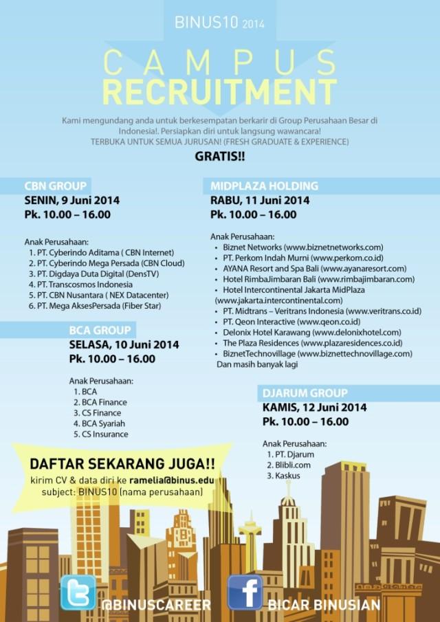 Holding Recruitment