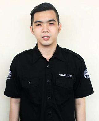 Ketua HIMSISFO - Putra Liowono Sistem Informasi - Binusian 2015