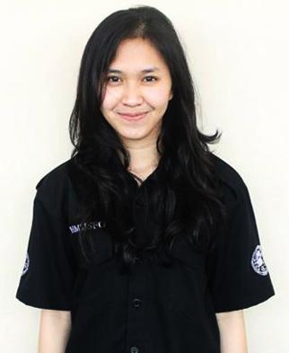 Koordinator Public Relation - Audria Gupitarini Sistem Informasi - Binusian 2015