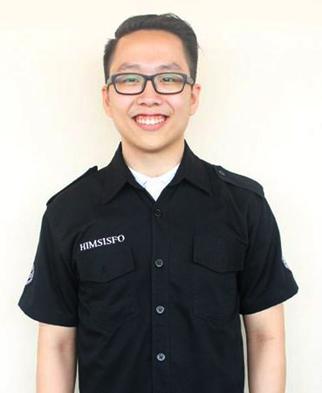 Wakil Ketua HIMSISFO - Yos Christian Addyputra Sistem Informasi dan Manajemen - Binusian 2015