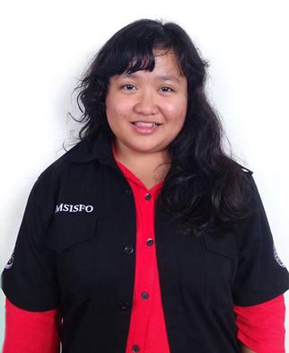 Wakil Koordinator Information - Magazine - Sharen Lovefyma Rielta Sistem Informasi - Binusian 2016