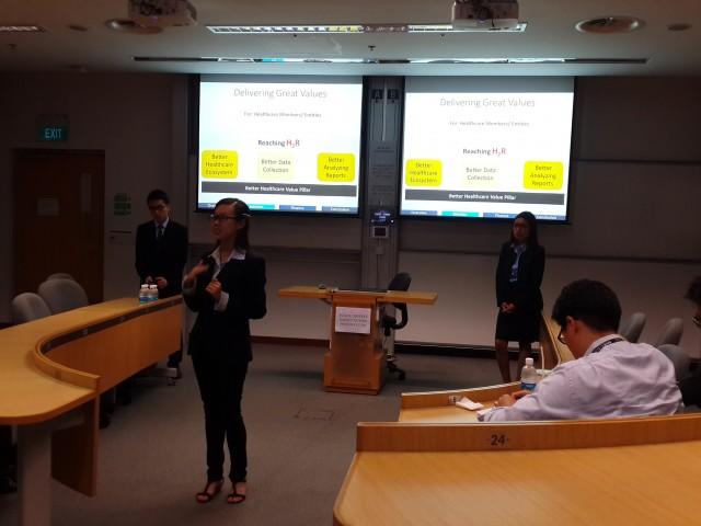 Semifinal Presentation