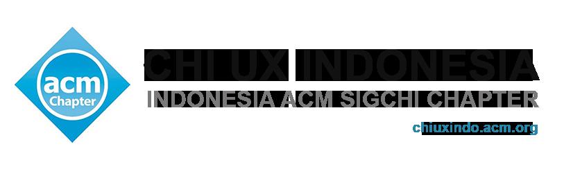 CHI UX Indonesia