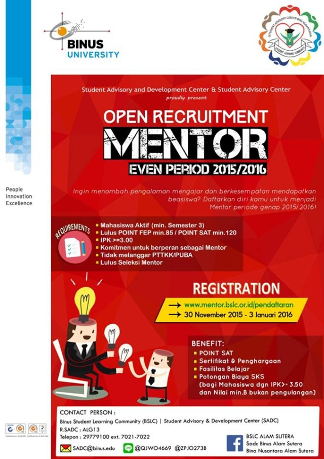 Program Mentoring